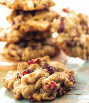 cranberry white oatmeal cranberry white cranberry white chocolate chip ...