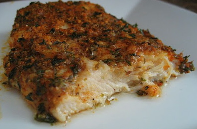 Parmesan Herb Crusted Chicken Breasts